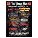 "TRUE THRASH FEST ""2015 Japan"" DVD+2CD"