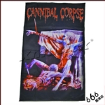 CANNIBAL CORPSE 官方正版出品挂旗 海报(加厚)Tomb of the Mutilated