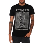 Joy Division 官方进口原版 Unknown Pleasures (TS-L)