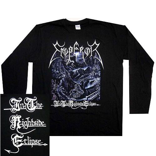 EMPEROR 官方原版长袖  In the Nightside Eclipse (LS-XL)