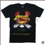 METALLICA - Master of Puppets (TS-M) TTH 1604