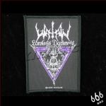 WATAIN 官方进口原版 Lameless Darkness (Woven Patch)