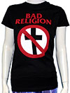 BAD RELIGION 官方进口原版女款 Cross Buter (TS-M)