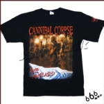 CANNIBAL CORPSE 25周年纪念2013官方发行 Tomb Of The Mutilated (TS-S)