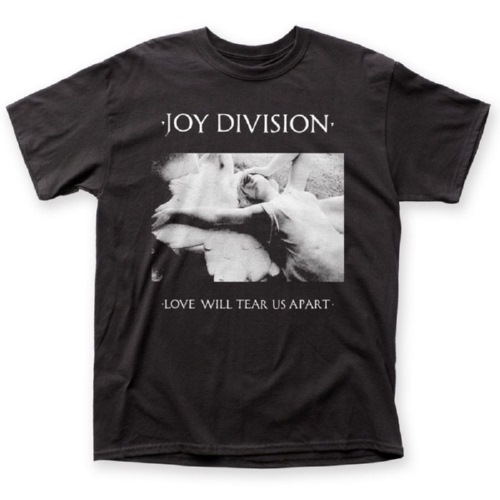 JOY DIVISION 官方进口原版 Love Will Tear Us Apart (TS-L)