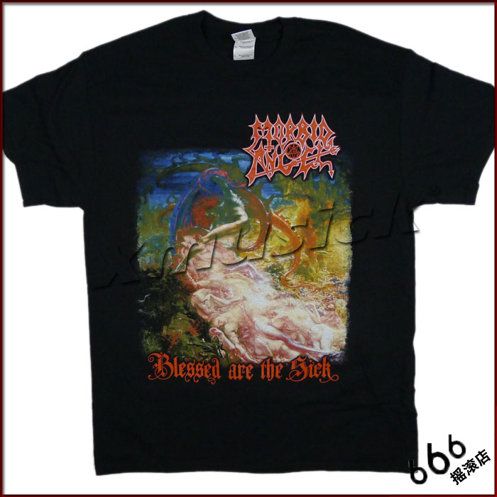 MORBID ANGEL 官方进口原版 - Blessed Are The Sick (TS-XL)