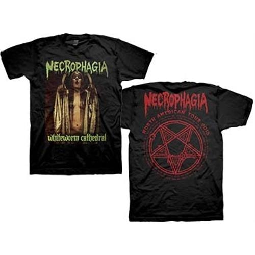 NECROPHAGIA 官方进口原版 Witch (TS-XL)