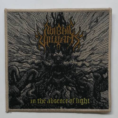 ABIGAIL WILLIAMS 进口官方原版 In The Absence Of Light (Woven Patch)