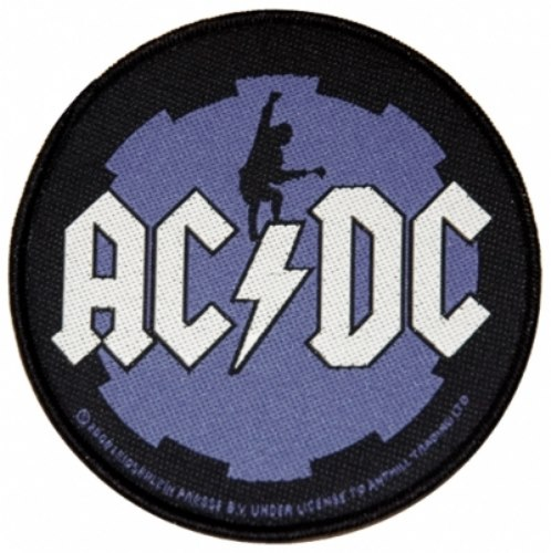 AC/DC 官方进口原版 Angus Young (Woven Patch)