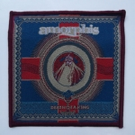 AMORPHIS 官方进口原版 Deathofaking (Woven Patch)