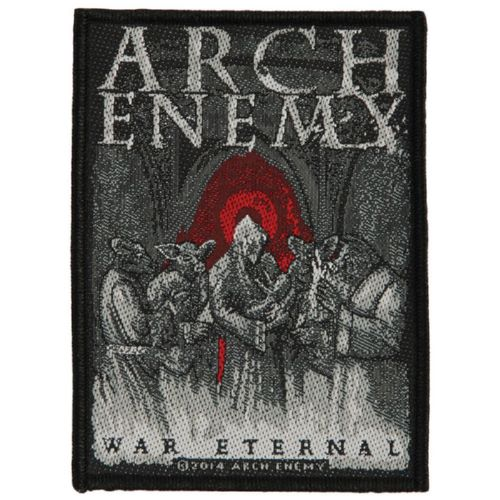 ARCH ENEMY 官方进口原版 War Eternal (Woven Patch)