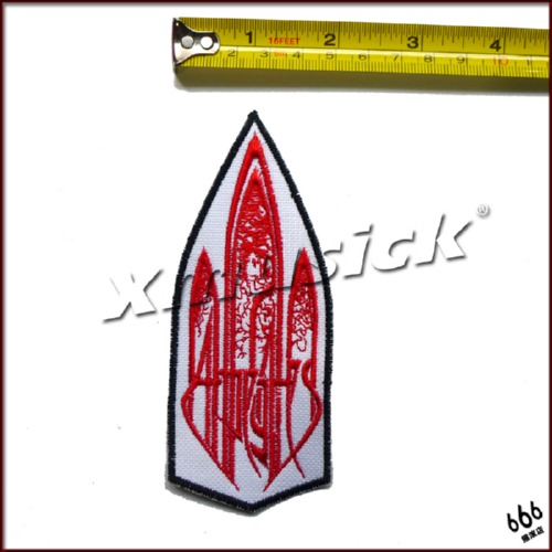 AT THE GATES - Old Logo (Embroidered Patch)