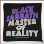 BLACK SABBATH 官方进口原版 Master of Reality (Woven Patch)