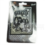 BLACK SABBATH 官方进口原版 U.S. 78 Tour Band Photo 2 (Woven Patch)