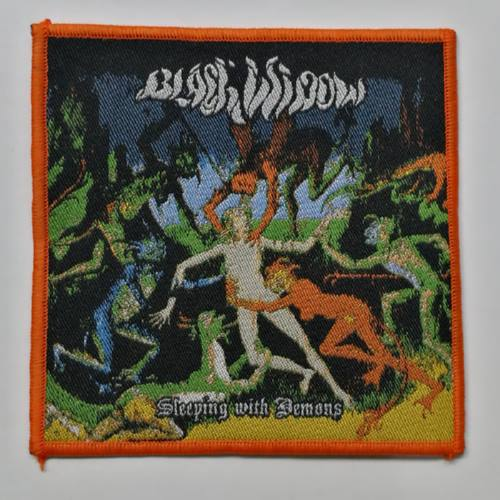 BLACK WIDOW 进口官方原版 Sleeping With Demons (Woven Patch)