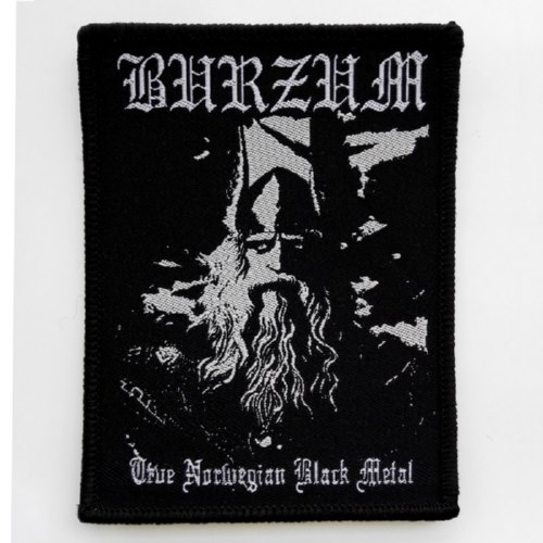 BURZUM 官方进口原版 Viking (Woven Patch)