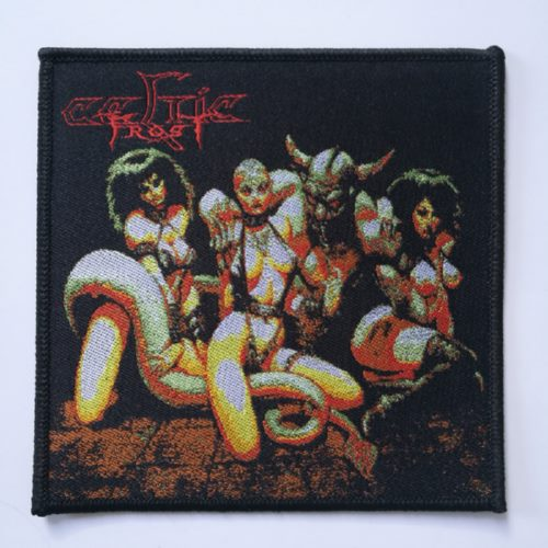 CELTIC FROST 美国进口原版 Emperor's Return (Woven Patch)