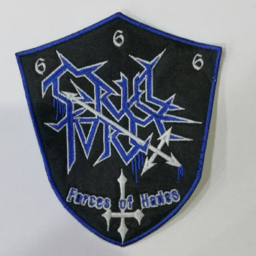 CRUEL FORCE - Forces Hades (Embroidered Patch)