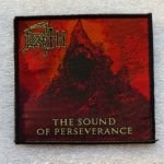 DEATH 官方进口原版 Sound Of Perseverance (Woven Patch)