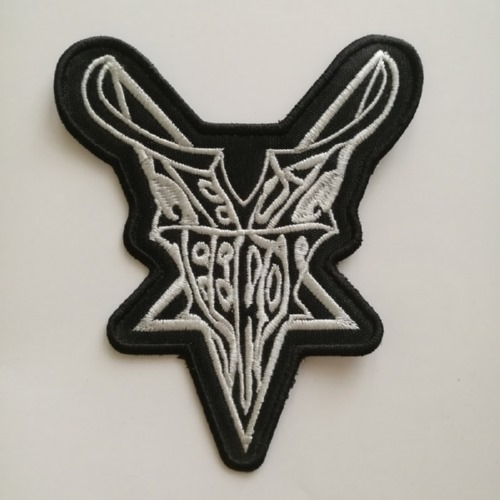 DEVIL LEE ROT - Logo 异形 (Embroidered Patch)