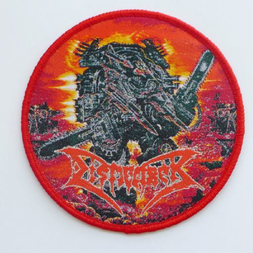DISMEMBER 美国进口 Massive Killing Capacity (Woven Patch)