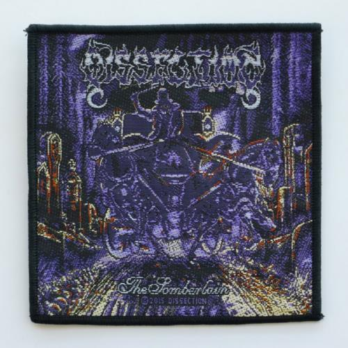DISSECTION 官方进口原版 Somberlain (Woven Patch)