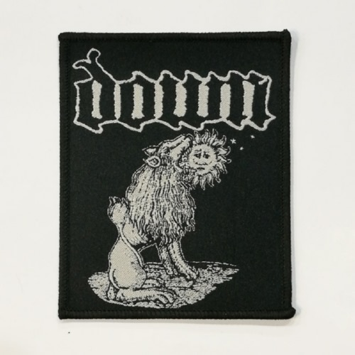 DOWN 官方进口原版 Over The Under (Woven Patch)