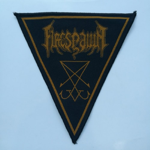 FIRESPAWN 官方进口原版 Lucifers Sign (Woven Patch)