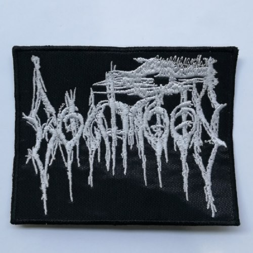 GOATMOON - Logo (Embroidered Patch)