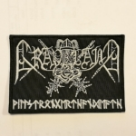 GRAVELAND - Logo with Rune (Embroidered Patch)