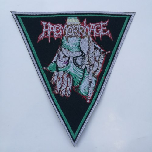 HAEMORRHAGE 官方进口原版 Haematology (Woven Patch)