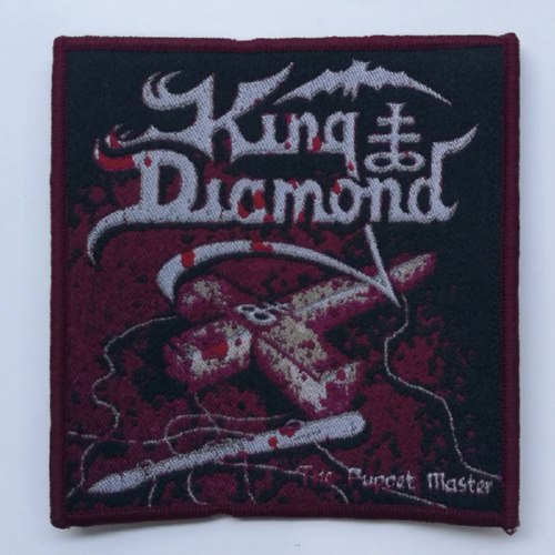 KING DIAMOND 官方进口原版 The Puppet Master (Woven Patch)
