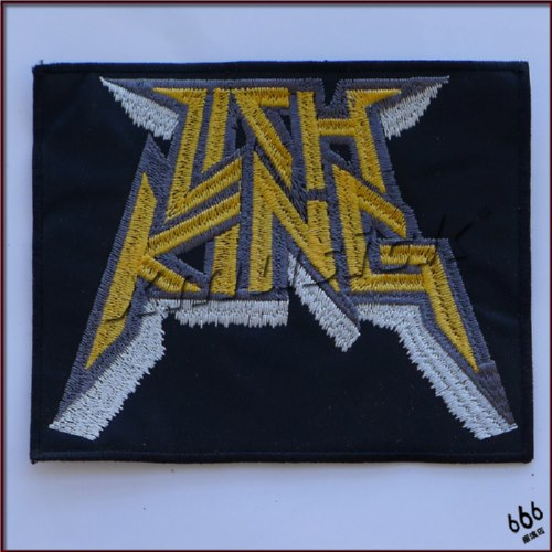 LICH KING - Logo (Embroidered Patch)