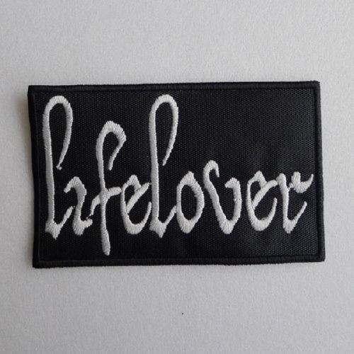 LIFELOVER - Logo (Embroidered Patch)