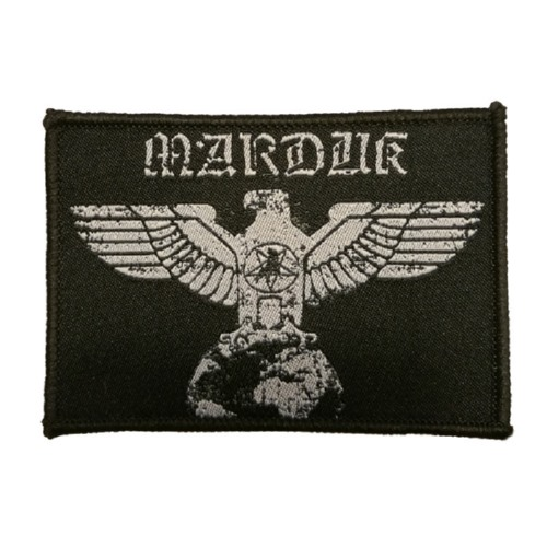 MARDUK 官方进口原版 Black Eagle (Woven Patch)