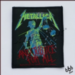 METALLICA 官方进口原版 And Justice For All (Woven Patch)