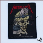 METALLICA 官方进口原版 Harvest of Sorrow (Woven Patch)