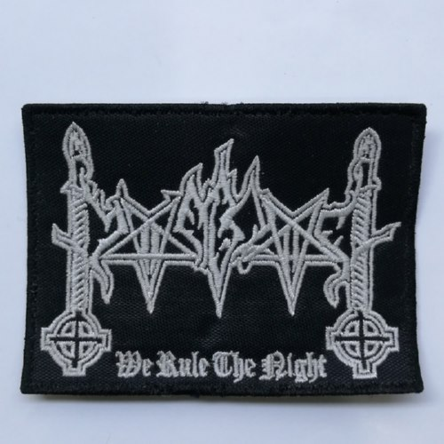 MOONBLOOD - We Rule The Night (Embroidered Patch)