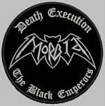 MORBID - Logo Death Execution (Embroidered Patch)