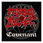 MORBID ANGEL 官方进口原版 Covenant (Woven Patch)