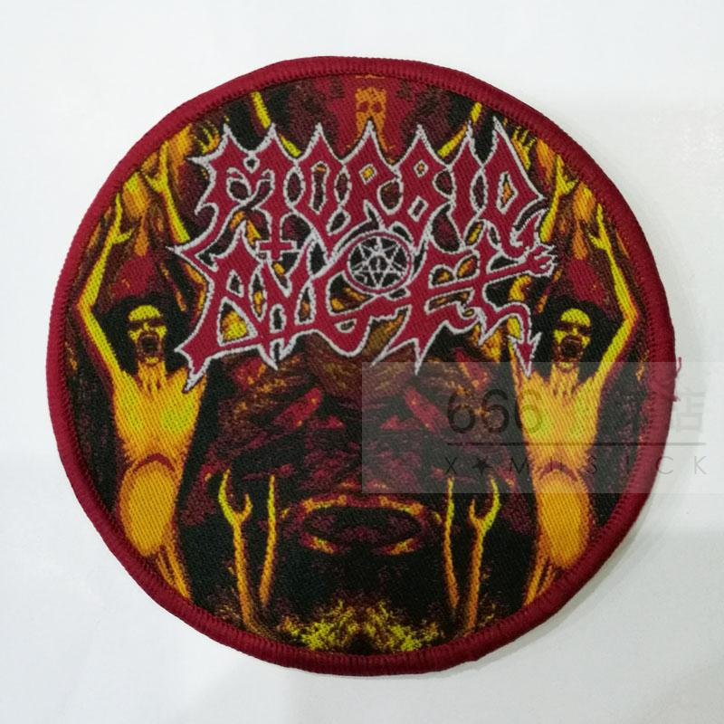 MORBID ANGEL 官方进口原版 Heretic (Woven Patch)