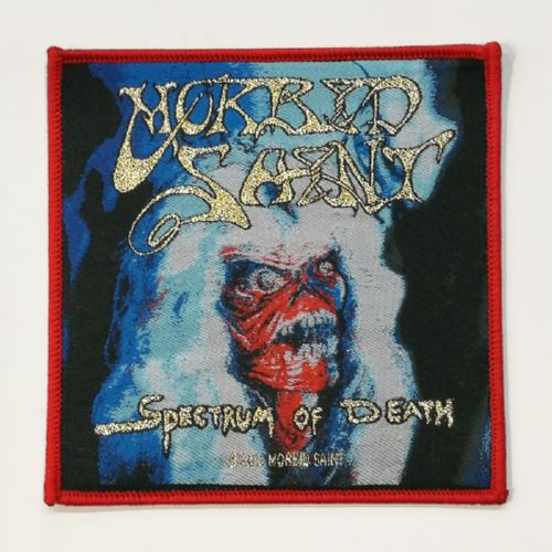 MORBID SAINT 官方进口原版 Spectrum of Death (Woven Patch)