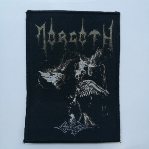 MORGOTH 官方进口原版 Cursed (Woven Patch)