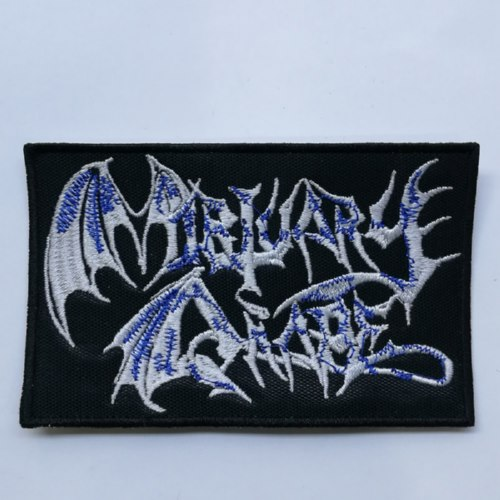 MORTUARY DRAPE - Logo (Embroidered Patch)