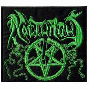NOCTURNUS - Logo (Embroidered Patch)