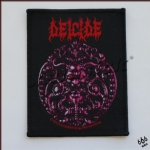 DEICIDE 官方进口原版 Deicide (Woven Patch)