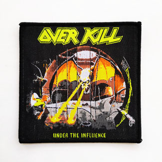 OVERKILL 官方进口原版 Under the Influence (Woven Patch)