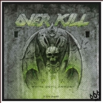 OVERKILL 官方进口原版 White Devil Armory (Woven Patch)