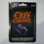 OZZY 官方进口原版 Bark At The Moon (Woven Patch)