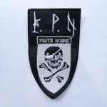 PESTE NOIRE - K.P.N. (Embroidered Patch)